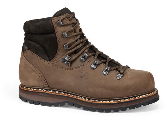 Hanwag Bergler Chaussures de randonnée à tige haute Homme, chestnut